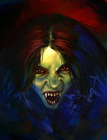 Lady is a Vamp by Grimbro