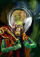 13 Nights 2011 Mars Attacks by Grimbro