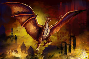 13 Nights 2012 Rodan by Grimbro