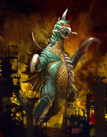 13 Nights 2012 Gigan by Grimbro