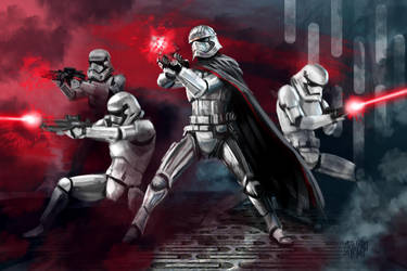 13 NoH day 6 Phasma and Friends by Grimbro
