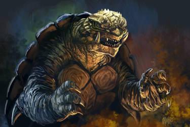 Gamera 2015-16 by Grimbro