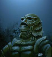 SPEED PAINT 'Black Lagoon' by Grimbro