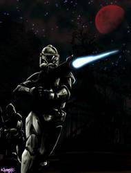 soldado clon by Khamykc-Blackout