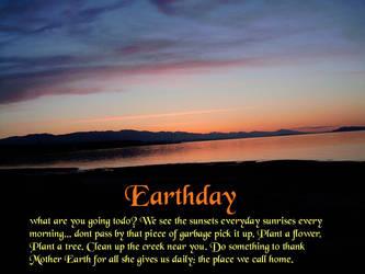 Earth Day by Kaeljia