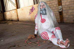 Shiro - Deadman Wonderland - Cosplay by Aure-magik