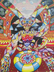 'divine mind inside' by psycedelictrip