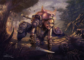 Woodman Fini Ld by Grimdor