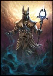 Anubis by Grimdor