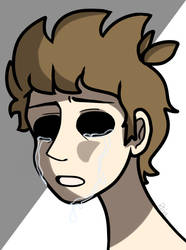 Sad Tom (digital) by resinexpert