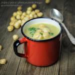 wheat beer and leek soup by Pokakulka