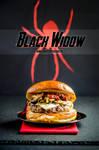 Avengers burgers - Black Widow by Pokakulka