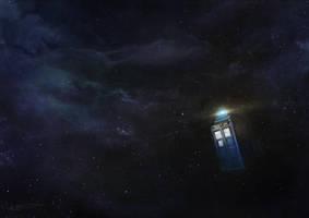 TARDIS by Peivi