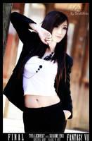 -manip- Tifa Lockheart by Dark6Nika