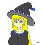 Witch Teacher - (Version 1) by jonatav007