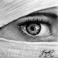 Mysterious Eye by JamiePickering