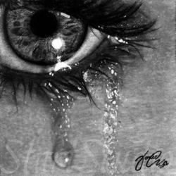 Sadness by JamiePickering