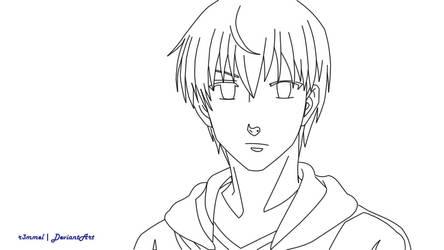 Furuichi Lineart by r3mmel
