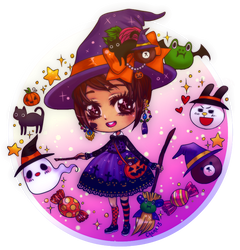 ~line play commission~ by Chama