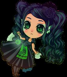 Lolita Green Lantern by Chama