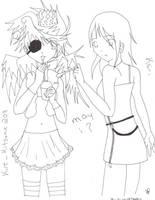 Gaia Commish- Kire_Kitsune209 by DeathsVampire