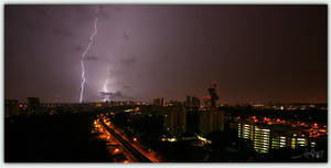 ..lightning.. by b-photo