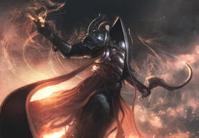 Blizzard Contest Malthael by Joel-Lagerwall