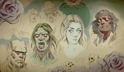 Sketch by Joel-Lagerwall