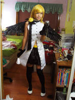 Camellia Kagamine Rin Cosplay by Miss-mimiko