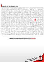 TV5 Maze by darthkix