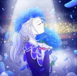 yuri on ice by MarkKornich1