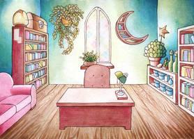 Gail's Room by Mystinaa