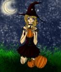 A Witch of Crimson Spells by EternalStarTrail