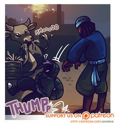 Aikonia - Shall We Grab a Pint? by Riftmaw