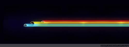 Pac-Man FacebookCover by primeiro157
