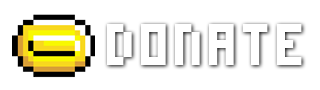 Donate Button Twitch 8bit by primeiro157