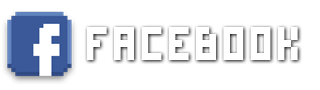 Facebook Button Twitch 8bit by primeiro157