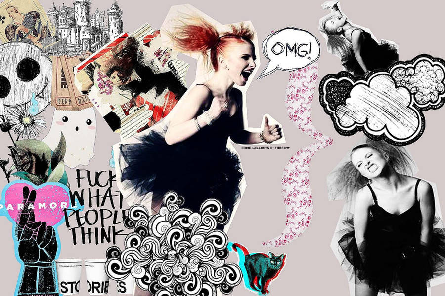 Hayley Williams Wallpaper By Xiimewf On Deviantart