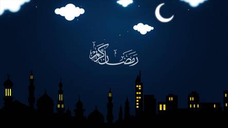 Ramadan Kareem by Faisalharoon