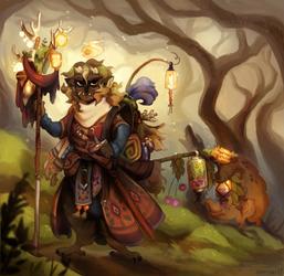 {Custom} Veteran of the Moss by AgentCorrina
