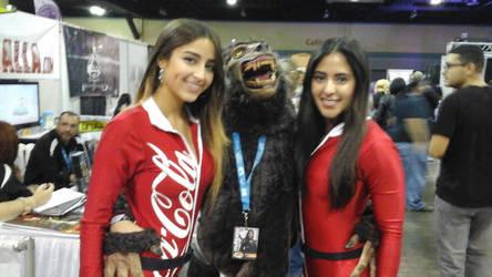werewolf and hot women  by wolfpr