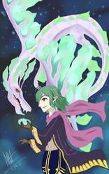 Divine Blood by Infinitia-Mana