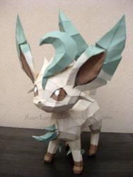 Leafon Papercraft by Xantaria