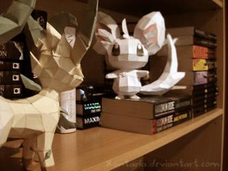 Chillarmy Papercraft 2 by Xantaria