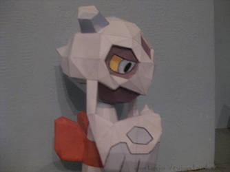 Froslass Papercraft by Xantaria