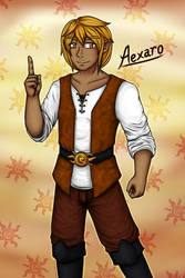 Aexaro by Xantaria