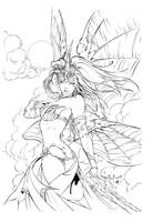 Soulfire-hope inked !!!! by supernoobinks