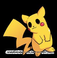 Pikachu by JoeOiii