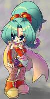 Final Fantasy VI Terra by JoeOiii