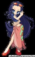 Nico Robin by JoeOiii